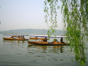 West lake boats